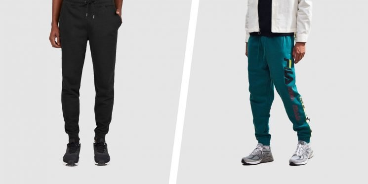 The 12 Best Sweatpants That Won't Make You Look Like a Slob