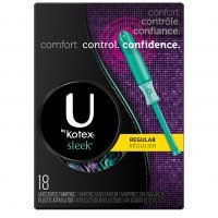 Kotex Sleek Tampons Voluntarily Recalled After Reports of Pieces 'Left in the Body'