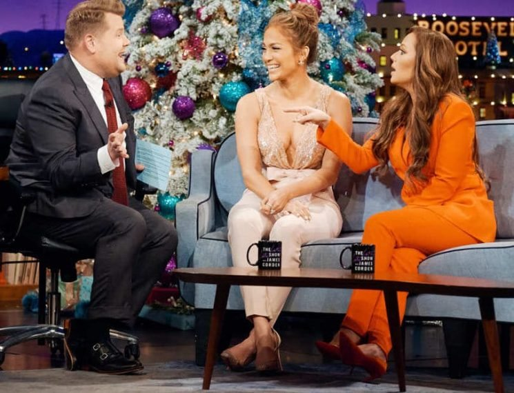 Jennifer Lopez and Leah Remini's Impressions of One Another Are Hilariously Awful
