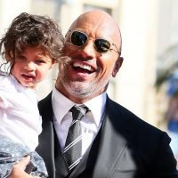 Dwayne 'The Rock' Johnson Says Xmas With His Daughter Is 'Like Heaven'