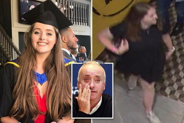 Body found in hunt for missingBrit backpacker Grace Millane who 'was MURDERED in New Zealand' as cops say they will charge 'Tinder date'
