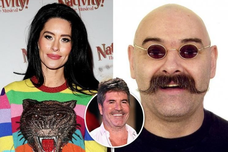 One of Simon Cowell's exes says locked up Charles Bronson sang a love song down the phone as he bombarded her with calls