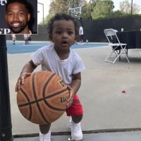 Tristan Thompson Wishes Son Prince a Happy 2nd Birthday: 'Daddy Loves You So Much'