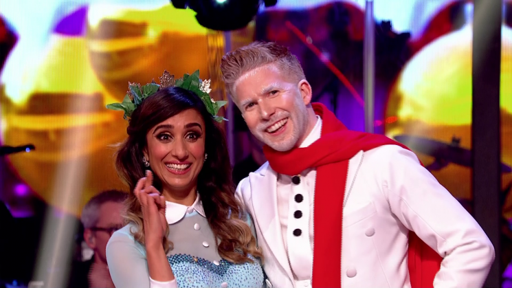 Strictly fans demand Neil Jones gets a starring role on show after Christmas special