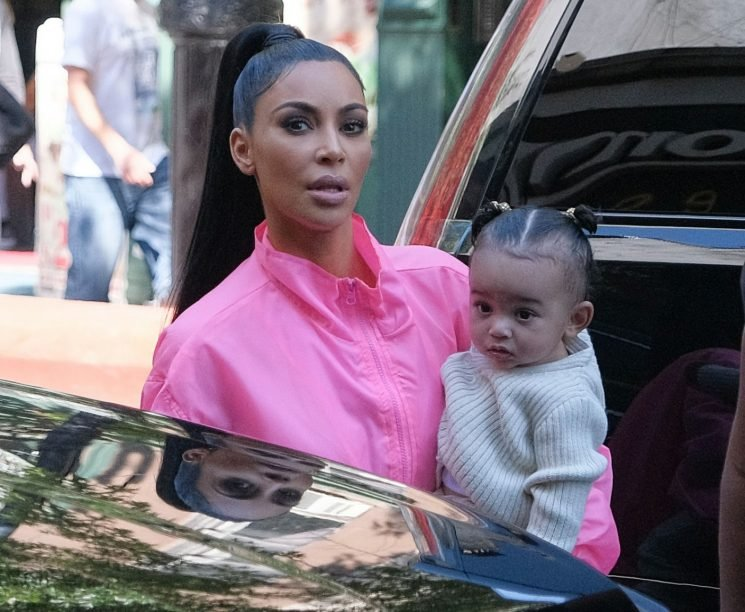 Kim Kardashian sent Chi West to Cleveland with Khloe so Chi wouldn't get the flu