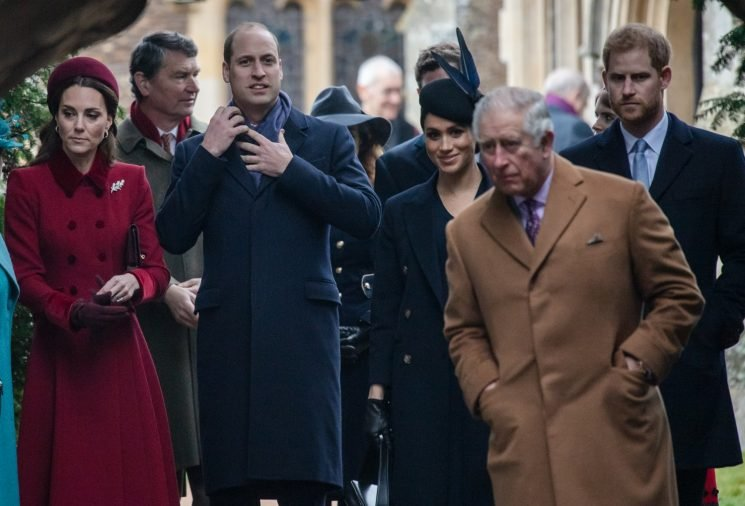 The Sun: Prince Charles & the Queen forced a truce between the duchesses