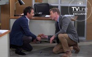 NCIS: LA's Barrett Foa Is Teacher's Pet on Will & Grace — 2019 FIRST LOOK