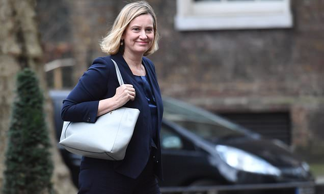 Amber Rudd becomes first minister to call for a second Brexit vote