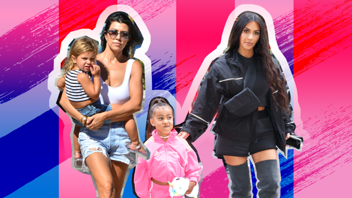 Kourtney Kardashian Vacations with Her Ex & His Girlfriend, Wins at Next-Level Coparenting