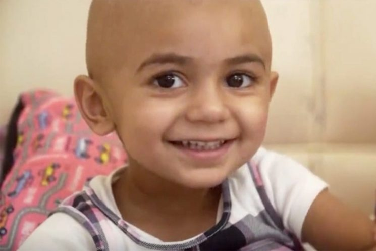 Florida Toddler, 2, Needs Rare Blood Transfusions to Survive After Being Diagnosed with Cancer