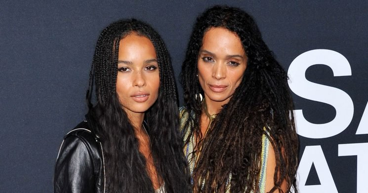 You Can't Tell the Difference Between Zoe Kravitz and Mom Lisa Bonet: Pic