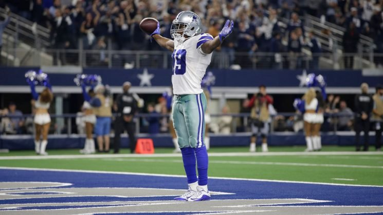 A star is reborn: Amari Cooper convinced Dak Prescott to change call and lifted Cowboys to win over Eagles