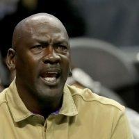 Michael Jordan smacks, scolds Malik Monk for ill-advised technical for celebrating early