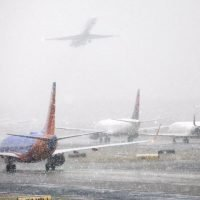 List: Airlines waive change fees for big winter storm in South