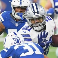 Dallas Cowboys shut out for first time since 2003 in loss to Indianapolis Colts