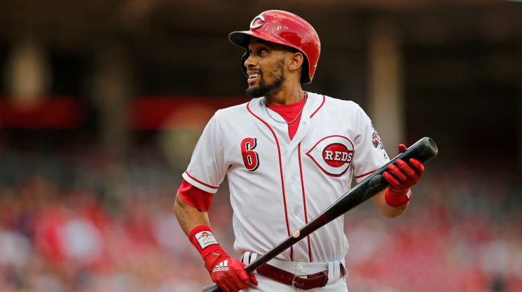 Reds OF Billy Hamilton, Brewers 2B Jonathan Schoop headline non-tendered players