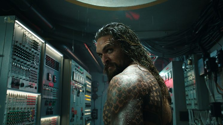Review: 'Aquaman' hands Jason Momoa a fitfully goofy adventure we've seen before