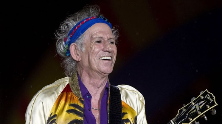 On his 75th birthday, a look at Keith Richards' outlandish, quirky quotes over the years