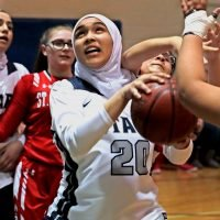 Headscarves, hoops and victories. Milwaukee's Salam School girls basketball team shatters stereotypes