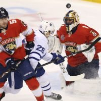 Florida Panthers' MacKenzie Weegar gets big penalty for clipping linesman with stick
