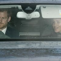 Royals gather for Queen's pre-Christmas lunch