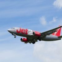 Jet2 passengers evacuated from plane after 'mid-air bomb threat'