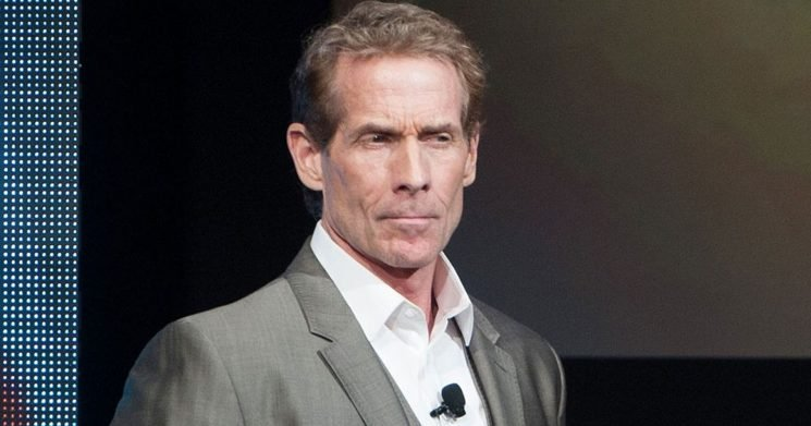 Skip Bayless opens up on abusive upbringing in revealing Facebook post