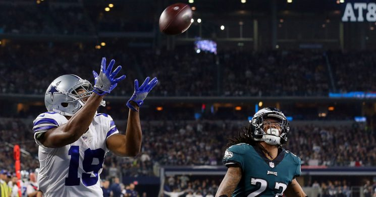 Amari Cooper Lifts Cowboys to Fifth-Straight Victory