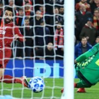 Steady Amid Another Anfield Storm, Liverpool Advances in Champions League