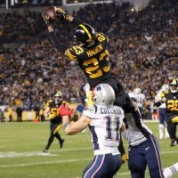 Steelers Come Out of Their Fog, Holding on to Beat Patriots