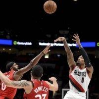 Toronto Raptors bested by Portland Trail Blazers despite Kawhi Leonard return