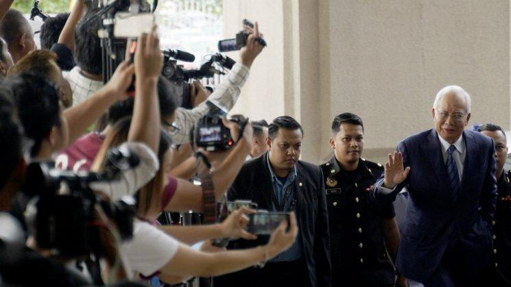 Former Malaysia PM Najib Razak charged over 1MDB report tampering