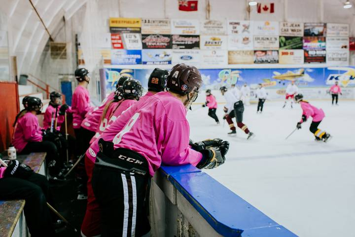 Marathon ringette tournament in St. Jean Baptiste, Man. hope to help beat out cancer