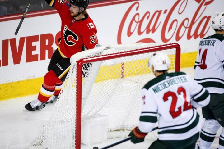 Calgary Flames continue to heat up after embarrassing October loss