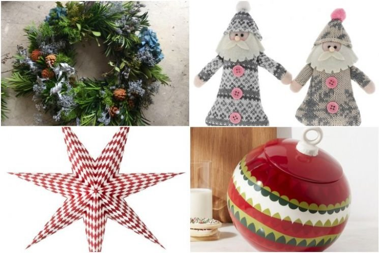 Spruce up your Yuletide decor with this selection of Christmas ornaments
