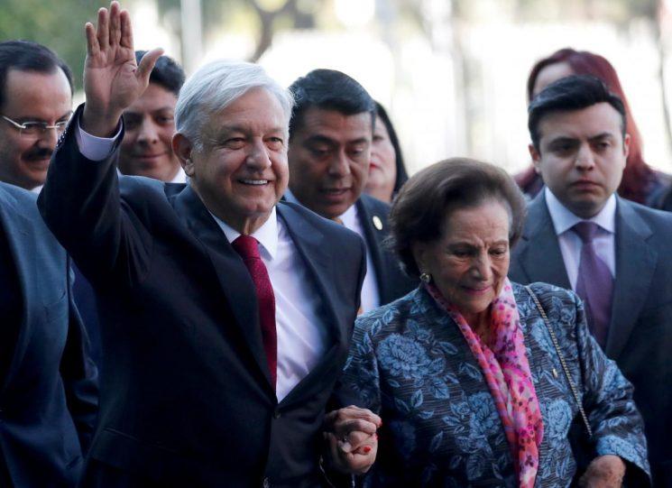 'Radical' change, Mexico President Lopez Obrador vows at inauguration