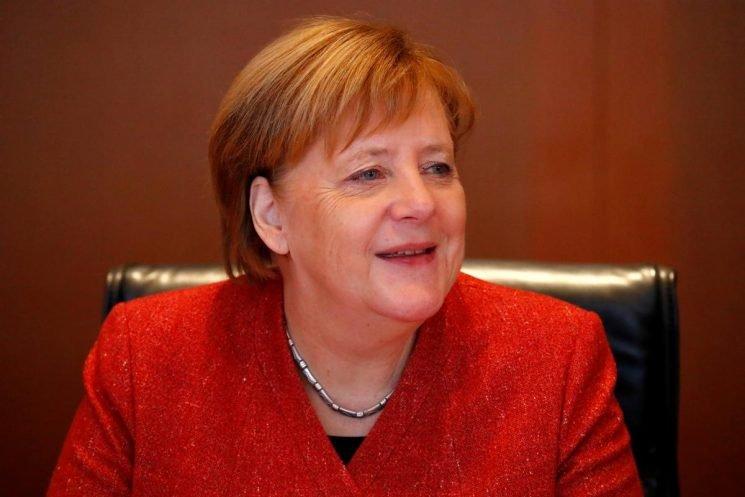 Merkel not planning reshuffle after Merz eyes cabinet job