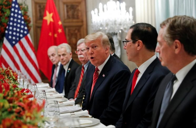 China, U.S. declare 90-day halt to new tariffs: White House