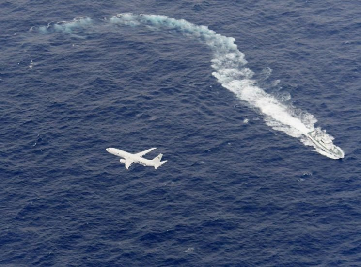U.S. military ends search for five Marines missing off Japan