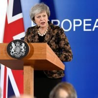 'Who are you calling 'nebulous'?' May presses testy EU for Brexit help