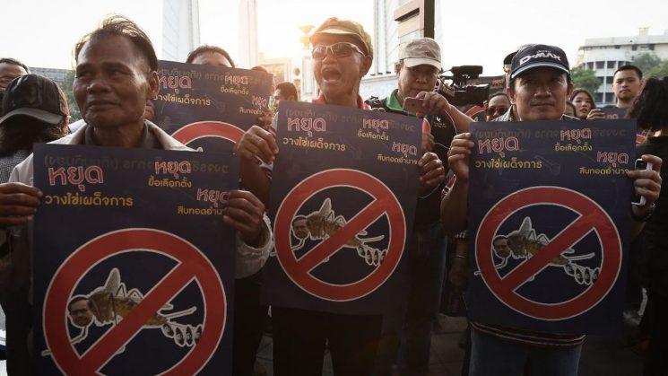 Thailand elections set after junta drops campaign ban