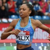 Athletics: Olympic champ Allyson Felix gives birth by emergency C-section, still feeling vulnerable but excited