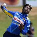 Sri Lanka spinner Akila Dananjaya banned for illegal bowling action