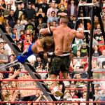 WATCH: John Cena puts Edge through two tables in 2006!