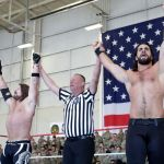 WWE: AJ Styles & Seth Rollins team up for Tribute To The Troops victory