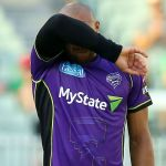 Tymal Mills ruled out of Big Bash League by hamstring injury