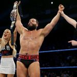 WWE SmackDown: Rusev wins United States title