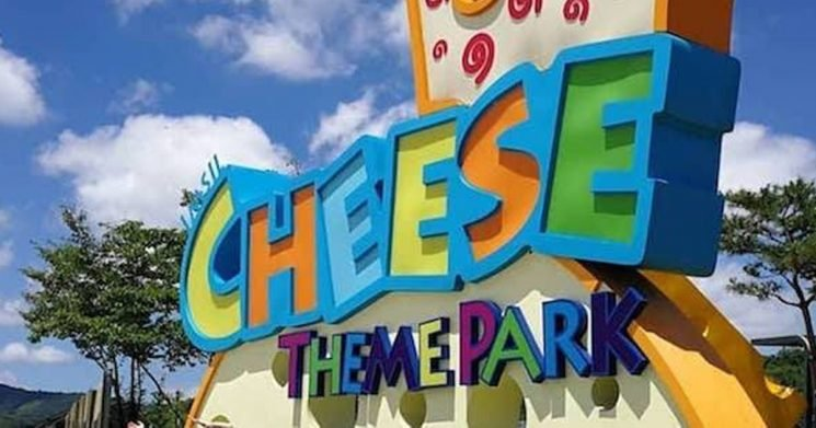 Stop everything because a cheese theme park exists and we want to go