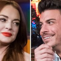 Jax Taylor Fires Back at Lindsay Lohan's Claim He Lied About Hooking Up with Her — And He's Got Receipts