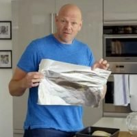 TV chef Tom Kerridge claims we're all using tin foil wrong – people can't cope